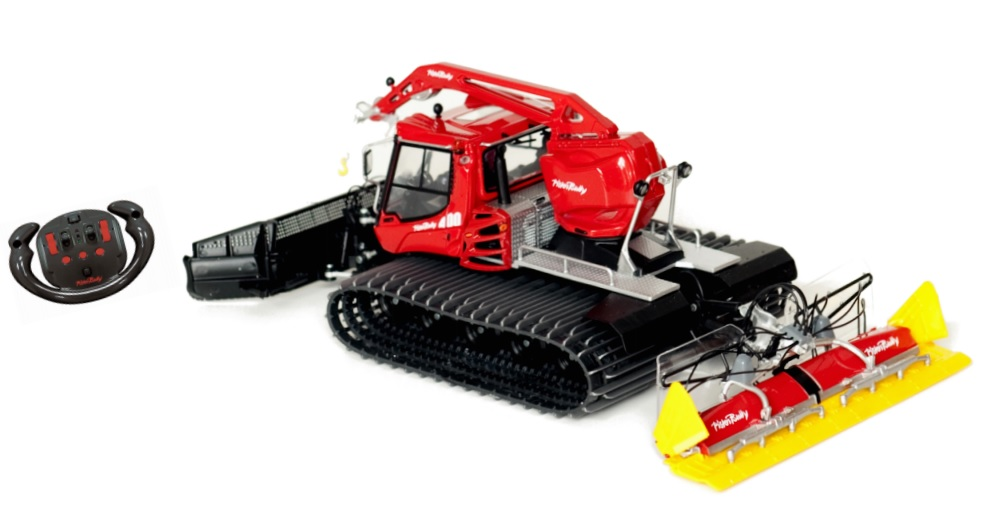 PISTENBULLY REMOTE CONTROL 2.4 GHZ Image